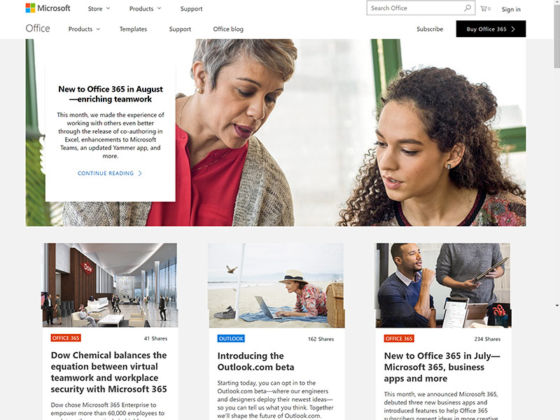 Microsoft Office Blog